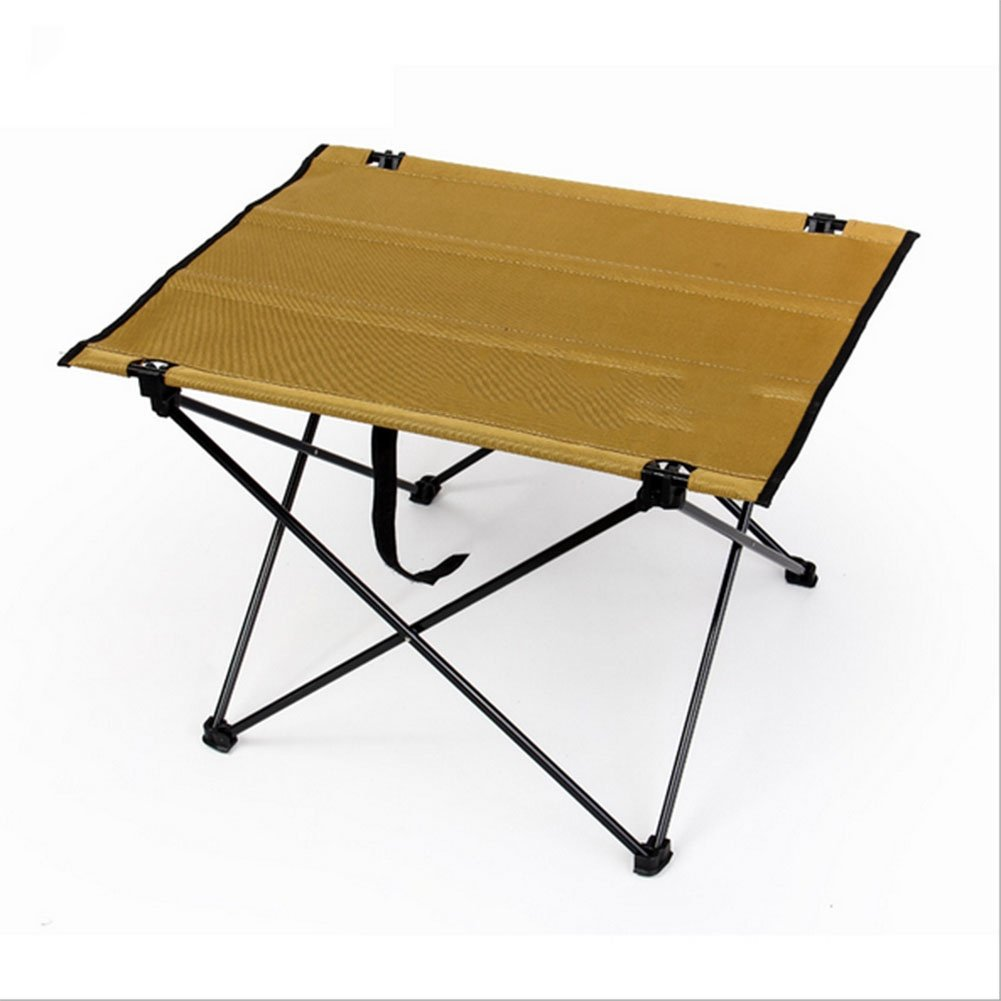Klapptisch Im Freien Tragbares Camping Leichter Tisch Aus Aluminiumlegierung