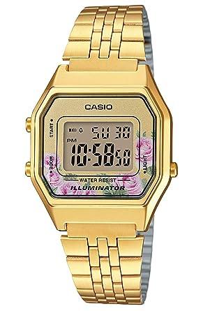 prix incroyables couleurs et frappant courir chaussures Montre Femme Casio Collection LA680WEGA