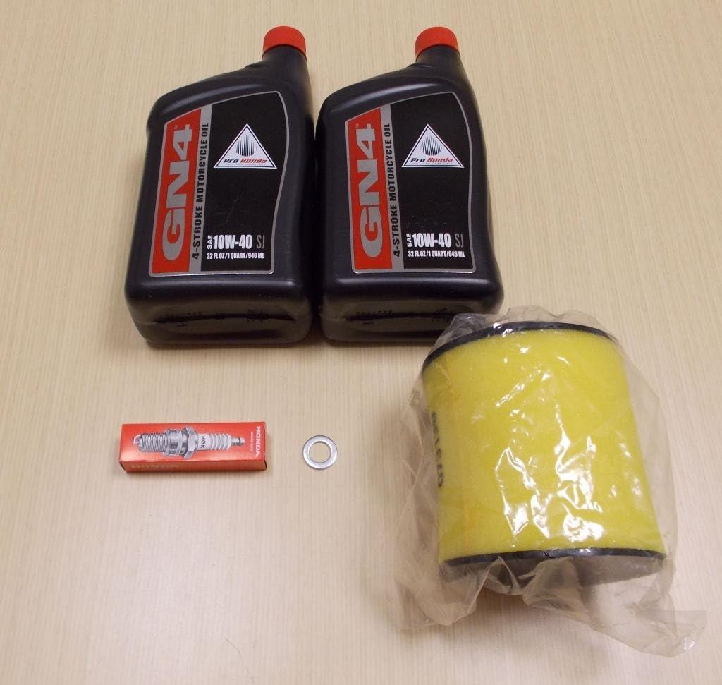 Nueva 1997 – 2006 Honda TRX 250 TRX250 Recon OE Servicio completo de aceite kit de limpieza
