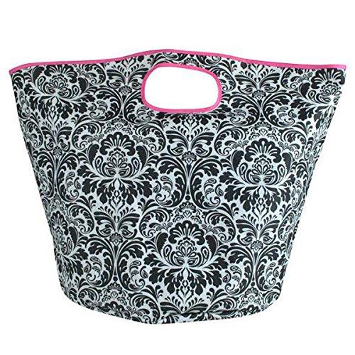 Damask Laundry Bag - 4