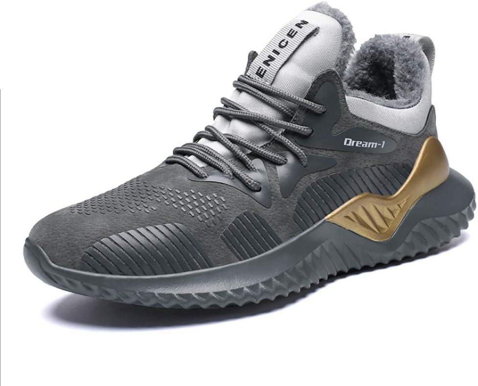 FGFKIJ Zapatos de Running para Hombre Zapatillas de Deporte ...