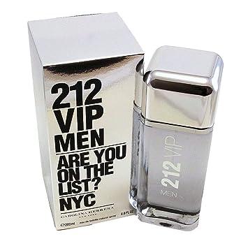 4bbbb1debb Amazon.com   212 Vip By Carolina Herrera Eau De Toilette Spray 6.8 Oz  (Packaging may vary)   Beauty