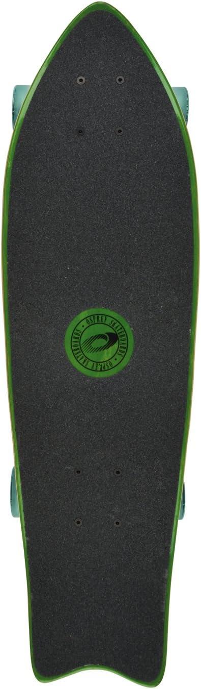 Skateboard Cruiser Unisex Completo/-/pi/ù Stili Osprey