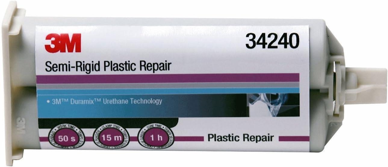 50 ml 3M 34240 Semi-Rigid Plastic Repair