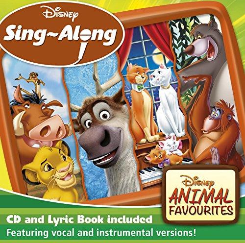 Various Animal - Disney Sing-Along: Animal Favourites /  Various Artists