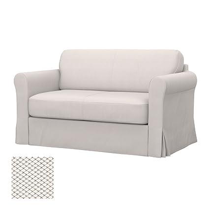 Ikea Hagalund Divano Letto.Soferia Ikea Hagalund Fodera Per Divano Letto Nordic White
