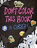 img - for Gravity Falls Don't Color This Book!: It's Cursed! book / textbook / text book
