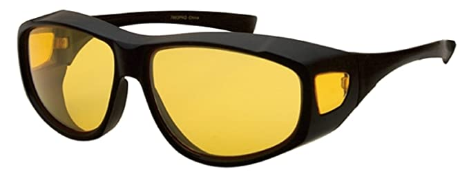 14900870d71b1 Yellow Night Driving Fit Over Glasses