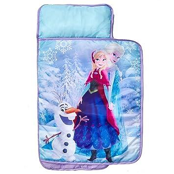 Disney Frozen Cosy Wrap 110 x 72 Frozen Saco de dormir Saco de dormir infantil camping acampar Princesas: Amazon.es: Hogar