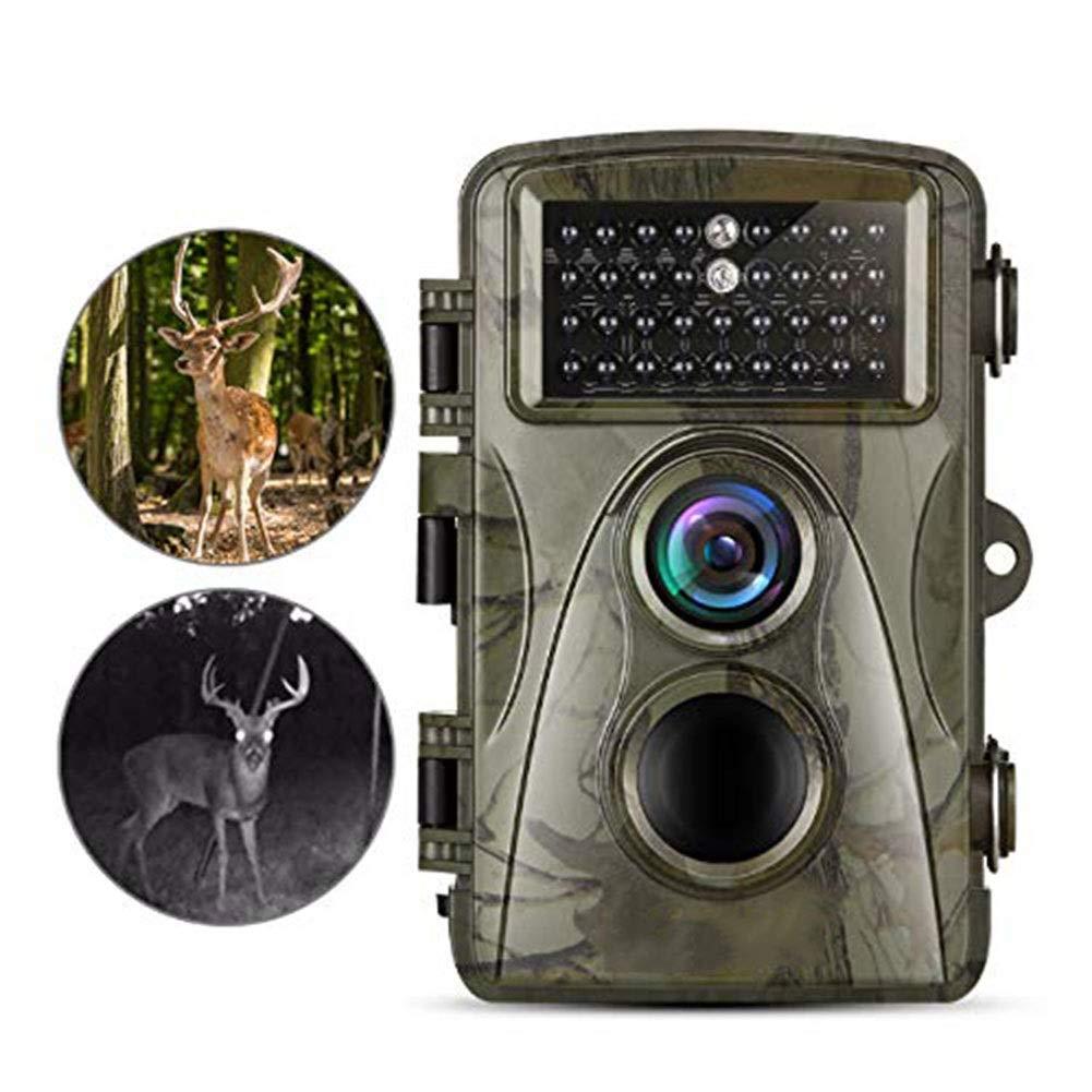 【1着でも送料無料】 MC.PIG トレイルカメラ トレイルカメラ1920 x 1080 pビデオ録画狩猟ゲームカム0.35 sトリガー時間940 nmナイトビジョン野生動物モニター   B07Q65J7WB, デコレ bb81df22