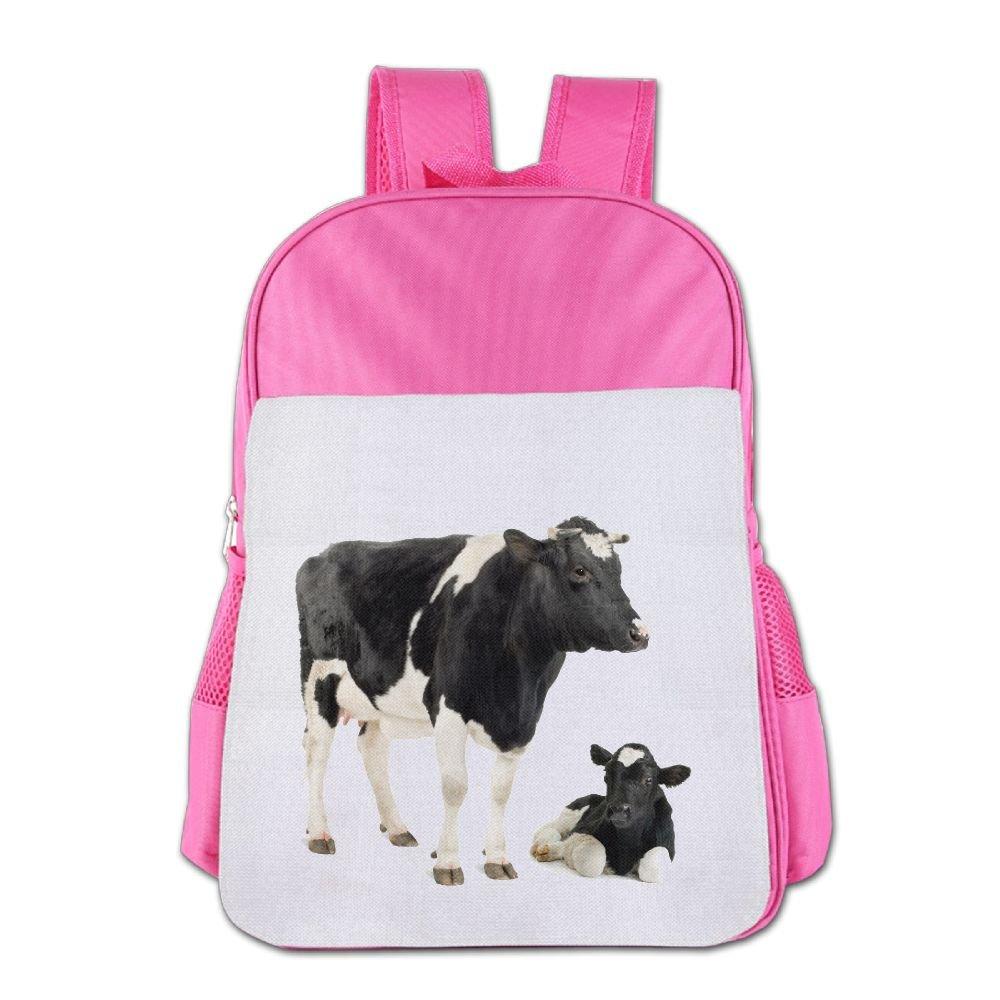 dairy cattlecoa ユニセックスキッズ カラー: ピンク   B0768TWXQ1