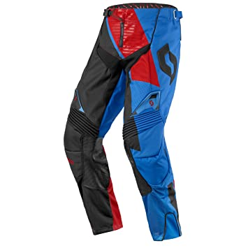 Scott 450 Podium MX Motocross/DH Bicicleta Pantalones Azul/Negro/Rojo 2017: Amazon.es: Deportes y aire libre