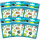 Angry Birds Stickers Party Favor Pack (624 Stickers)
