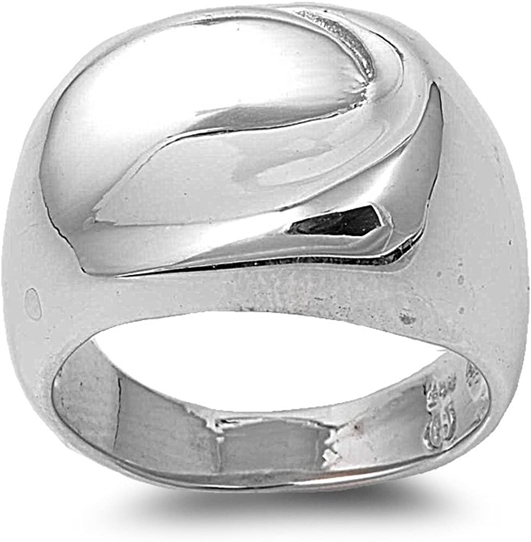 Princess Kylie 925 Sterling Silver Fashion Ring