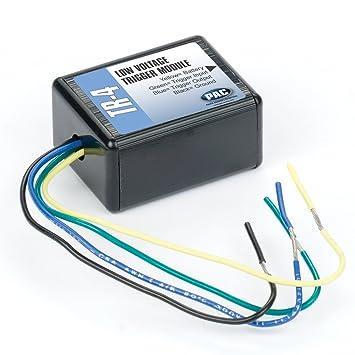 amazon com pac tr 4 remote turn on module car electronics pac tr 4 remote turn on module