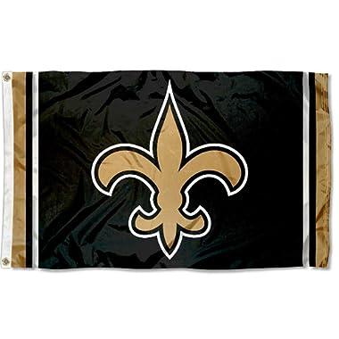 WinCraft New Orleans Saints Large NFL 3x5 Flag
