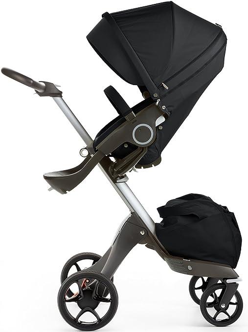 Stokke - Silla de paseo xplory v5 negro: Amazon.es: Bebé
