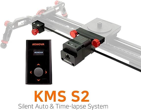 Konova New Motorized System S2 For Live Motion And Kamera