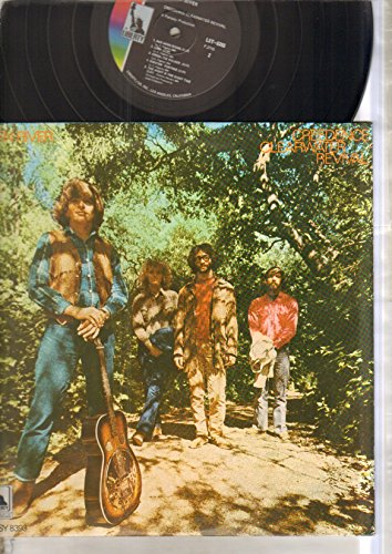CREEDENCE CLEARWATER REVIVAL - GREEN RIVER - LP vinyl - Creedence Clearwater Revival Covers