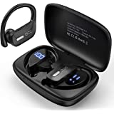 Occiam Bluetooth Headphones-True Wireless Earbuds 48Hrs Playtime Earphones TWS Deep Bass Loud Voice Call Over Ear…