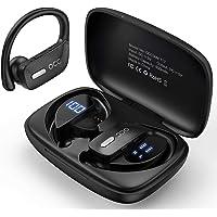 Occiam Bluetooth Headphones-True Wireless Earbuds 48Hrs Playtime Earphones TWS Deep Bass Loud Voice Call Over Ear…