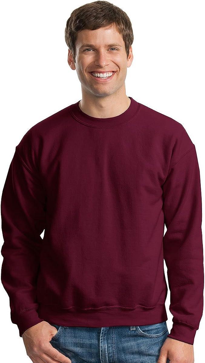 Gildan Mens Preshrunk Heavy Blend Waistband Sweatshirt