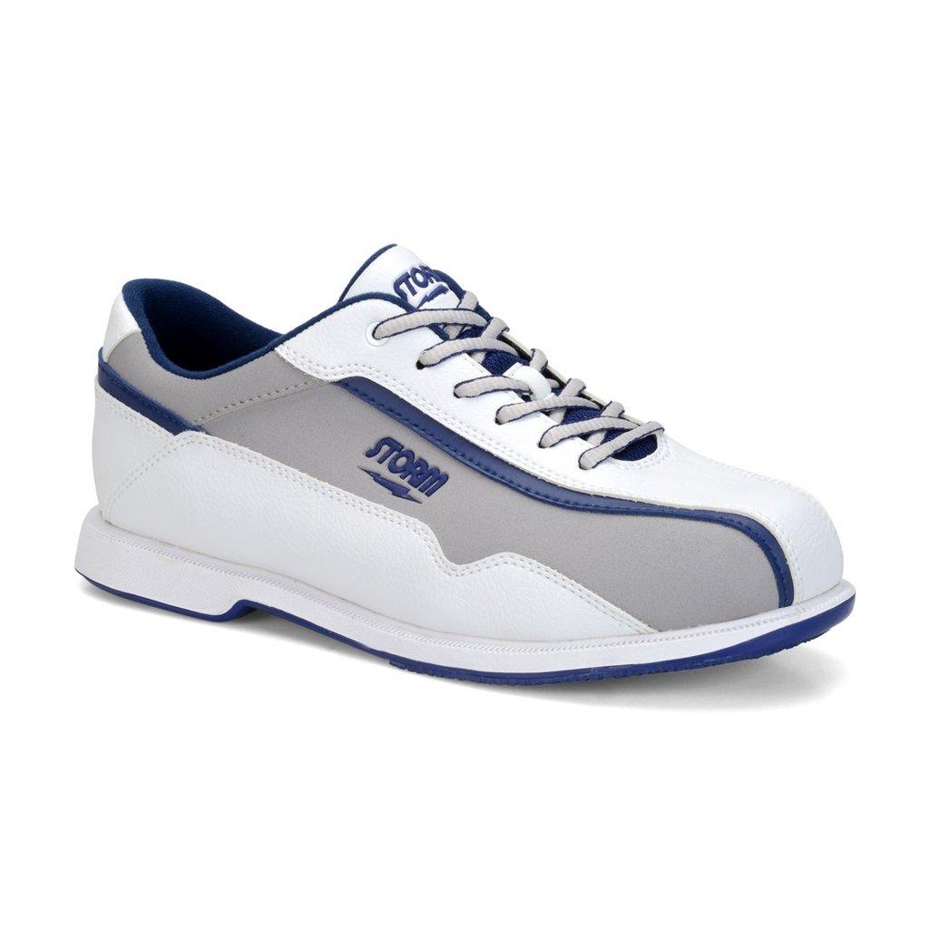 Storm Volkan Bowling Shoes White/Grey/Blue, 7.0