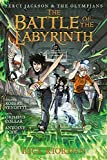 Percy Jackson and the Olympians The Battle of the Labyrinth: The Graphic Novel (Percy Jackson and the Olympians) (Percy…