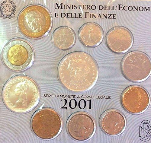 IT 2001 Italy 2001 Giuseppe Verdi 100 Anniversary Oficial Good