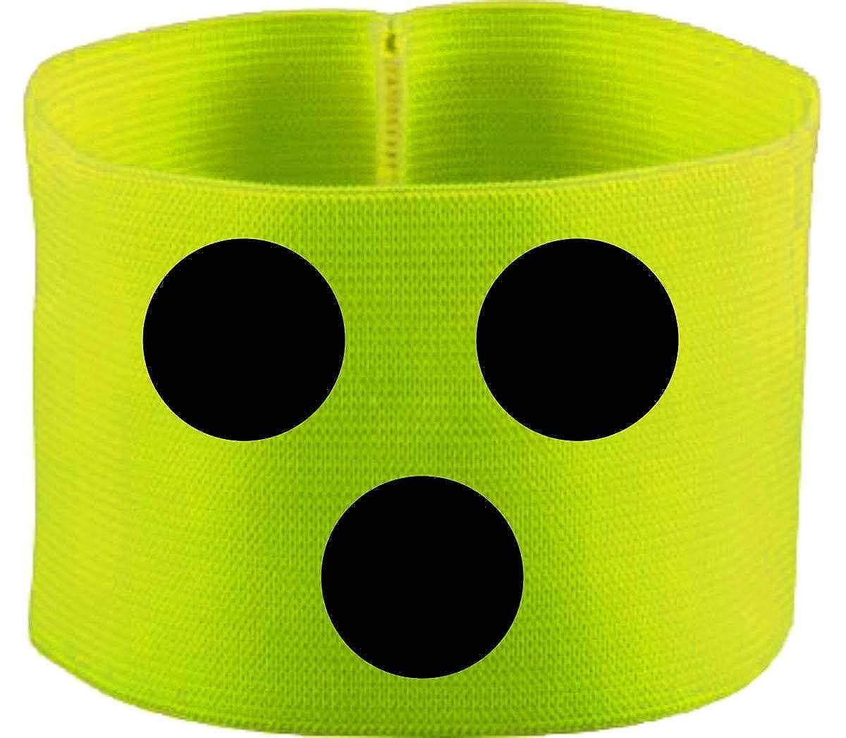 gummieelastische Armbinde/Mediaband bedruckt mit Blindenpunkten/Armbinde für Blinde