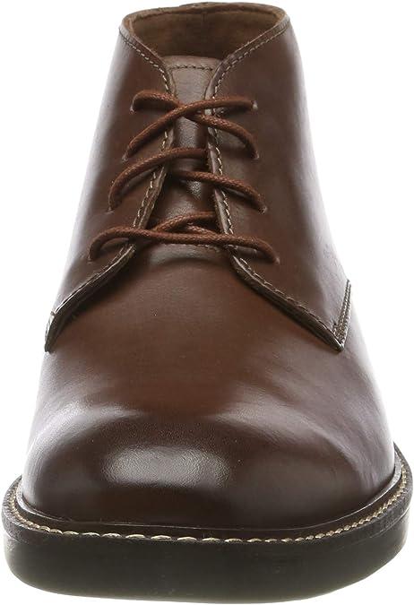 Clarks Herren Paulson Mid Klassische Stiefel