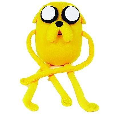 Adventure Time Jake - Peluche (25,4 cm): Juguetes y juegos