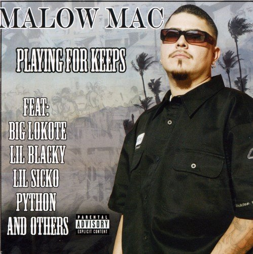 CD : Malow Mac - Playing For Keeps [explicit Content] (Enhanced)