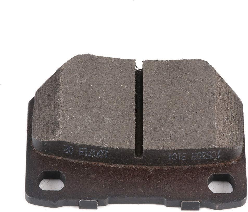 Aintier 8pcs Ceramic Brake Pads Sets fit for 1989-1996 Nissan 300ZX