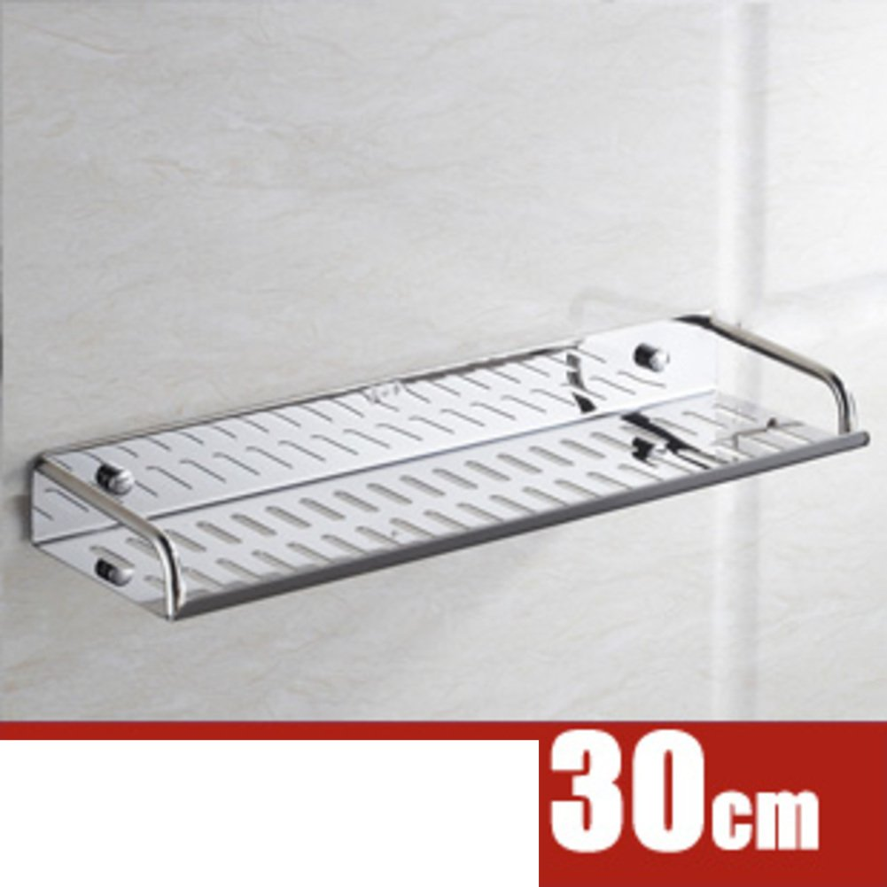 low-cost Stainless steel bathroom rack/Bathroom Bathroom rack/ wall-mounted toilet-G