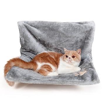 Cama para gatos y perros, hamaca colgante estilo radiador para mascotas, gatos, cachorros