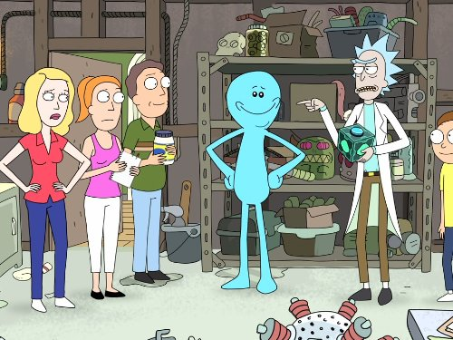 Meeseeks and Destroy ()
