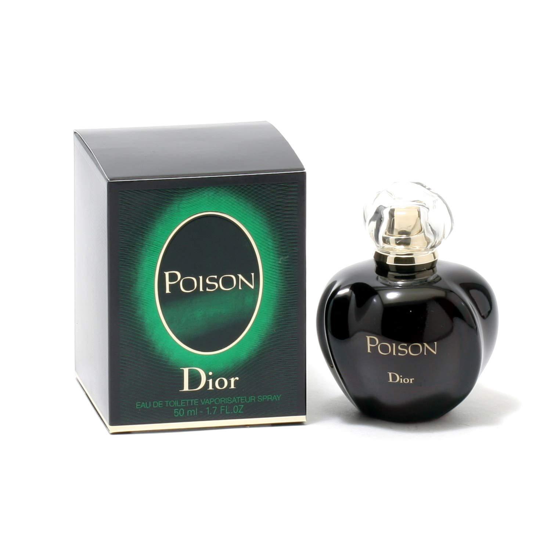Amazoncom Poison Dior By Christian Dior For Women Eau De Toilette