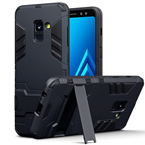 custodia galaxy a8 2018 j&d