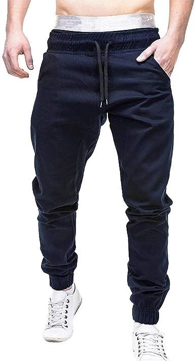Vectry Hombre Jogger Vaqueros De Hombre Pantalones Largos Verano Hombre Leggins De Hombre Pantalon Verde Hombre Pantalon Chandal Algodon Hombre Pantalones De Moda Amazon Es Ropa Y Accesorios