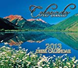 Colorado Desk Calendar - 12 Month, , 0972602267