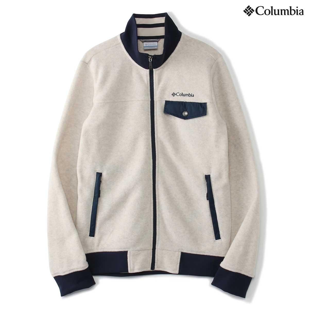 コロンビア チェスターポイントフルジップジャケット