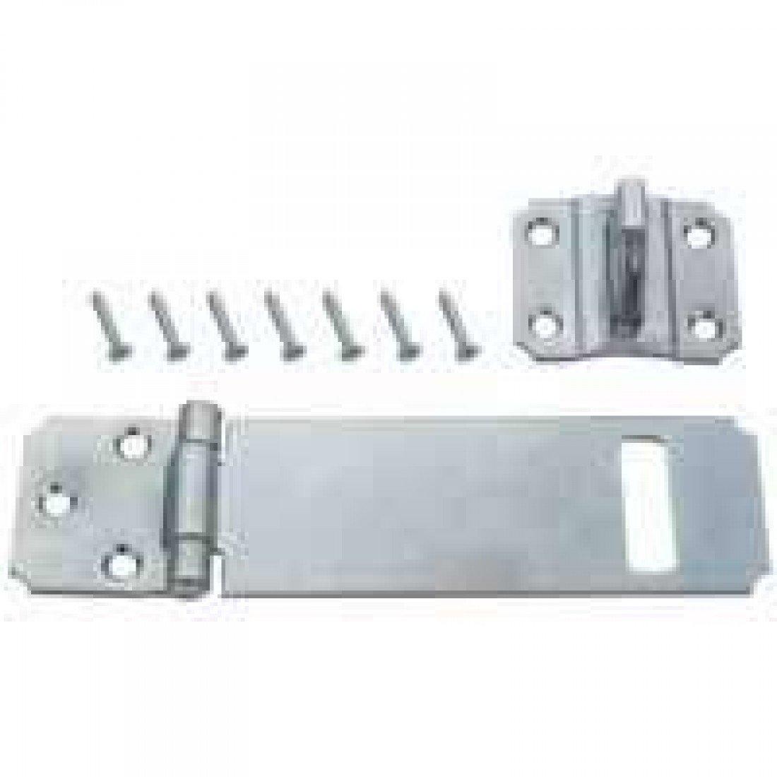 Mintcraft LR 124 BC3L 4 1 2 Inch Safety Hasp