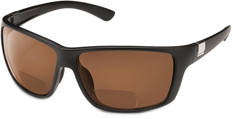 Suncloud レディース  Matte Black / Brown Lens B0756HHZ5G