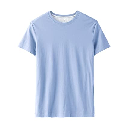 1445f2258f GZZ Camiseta Manga Corta de Verano para Hombres