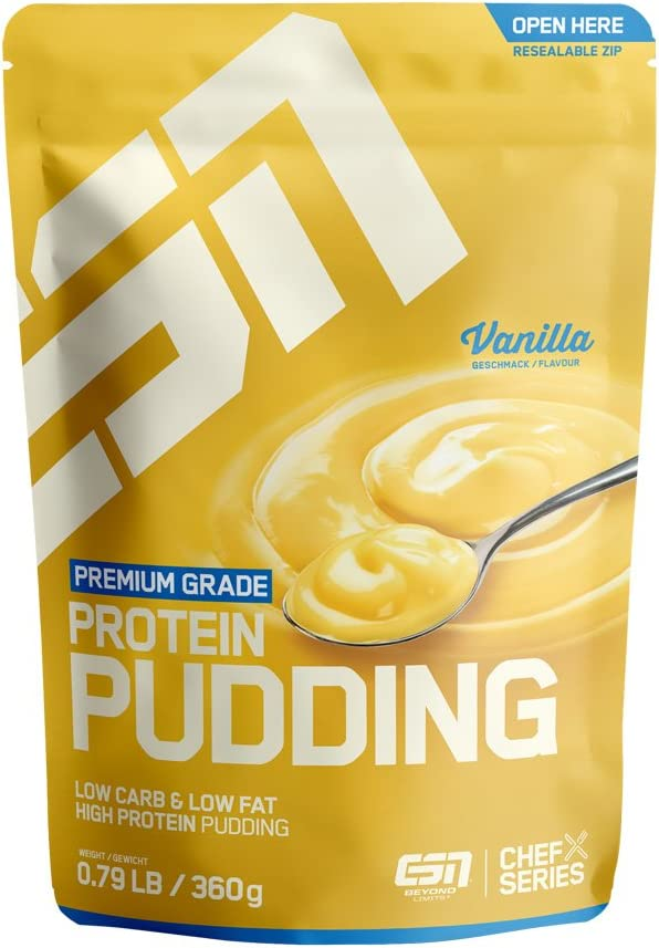 Esn Protein Pudding Vanilla - 360 gr
