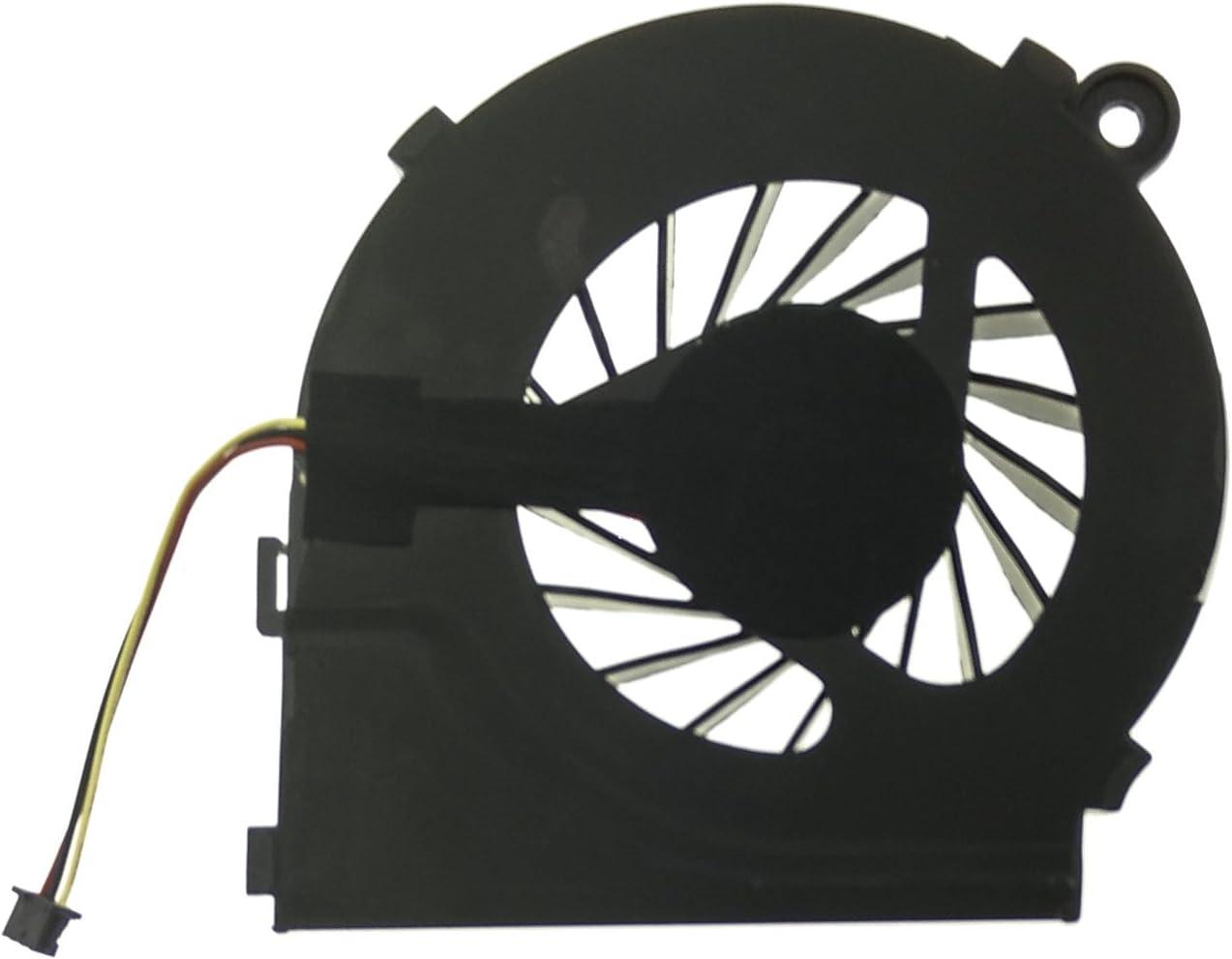Ventilador HP - 646577-001 compatible con HP-Compaq G G6-1000 | G6 ...