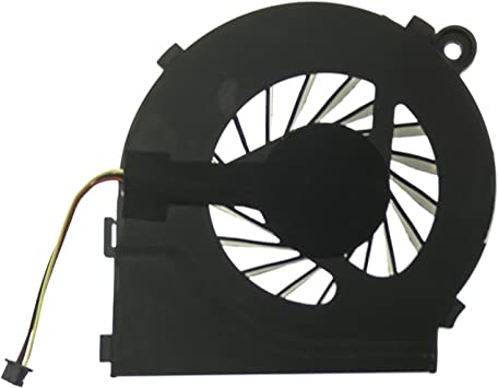 Ventilador HP - 646577-001 compatible con HP-Compaq G G6-1000 | G6-1051SS | G6-
