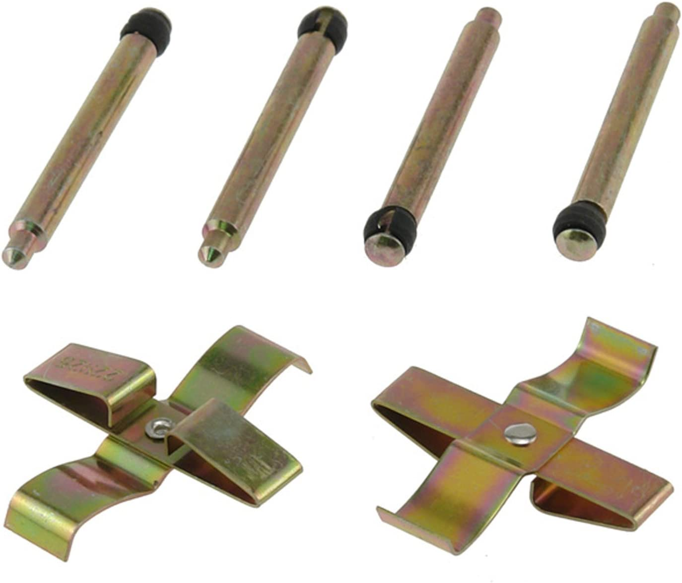 ACDelco 18K1710X Professional Rear Disc Brake Caliper Hardware Kit with Clips and Pins