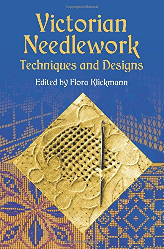 Download Victorian Needlework: Techniques and Designs (Dover Embroidery, Needlepoint) pdf
